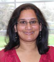 Usha Reddi, City Commissioner